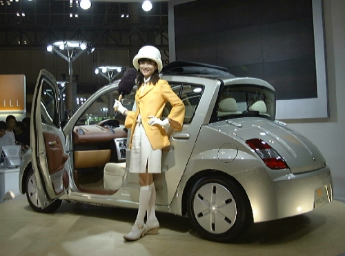 Toyota Honda >> モーターショーコレクション